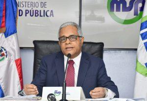 MSP reporta 42 fallecidos por COVID19, 22 son de la provincia Duarte