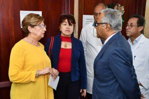 Ministro de Salud visitò pacientes turistas rusos afectados en accidente en Higuey