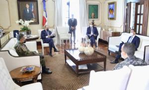 Presidente Danilo Medina da seguimiento a medidas de seguridad y cárceles del país ante COVID-19