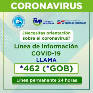 MSP deja instalado la línea telefónica *462 para la población. El Call Center busca dar respuesta de forma eficiente sobre informaciones del (COVID 19)