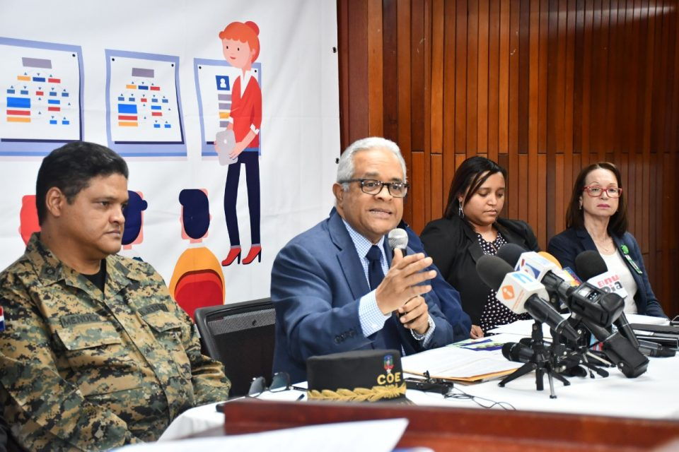 PRIMER CASO IMPORTADO DEL NUEVO CORONAVIRUS CONFIRMADO EN REPÚBLICA DOMINICANA