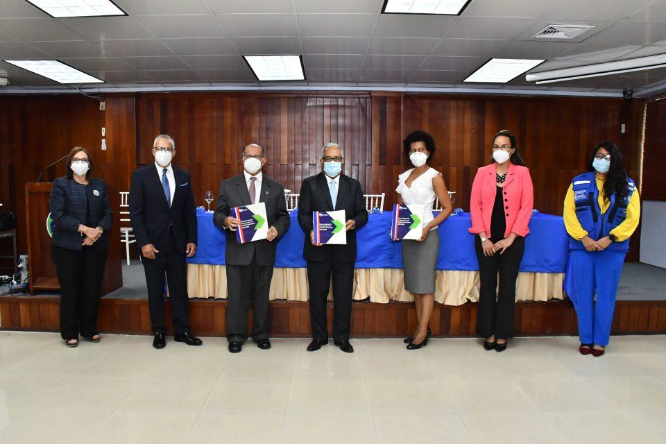 Ministerio de Salud presentó ¨Plan de la respuesta a las demencias en la República Dominicana, 2020-2025