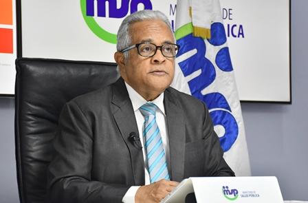 COVID-19: República Dominicana registra nuevos 1,248 casos y 20 fallecimientos; ocupación hospitalaria es de 93 %