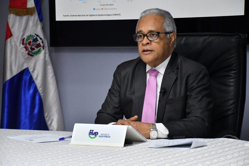 MSP reporta ligera baja en ocupación hospitalaria en Santiago y el Gran Santo Domingo
