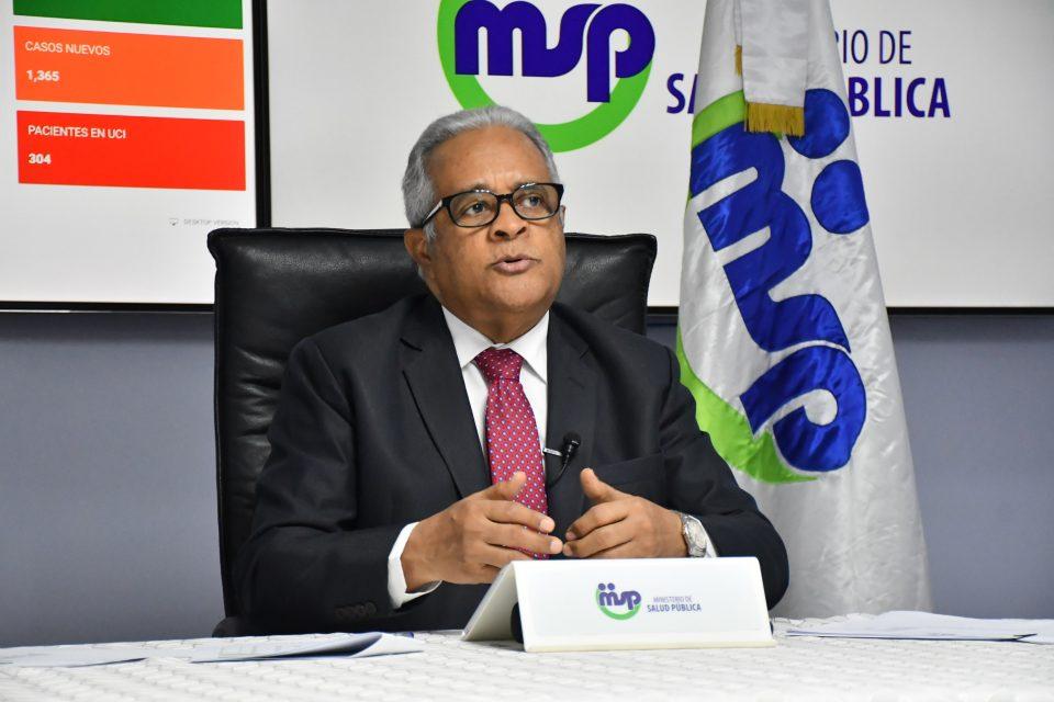 Ministro de Salud recomienda seguir utilizando tocilizumab (TCZ)