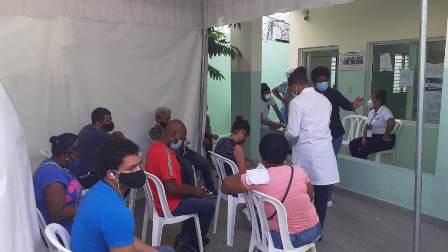 Ministerio de Salud realiza operativos de pruebas de COVID-19