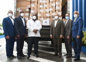 MSP recibe donación medicamentos esenciales e insumos para la población