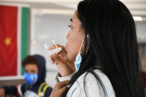 MSP informa reforzarán medidas en aeropuertos del país por llegada masiva de ciudadanos