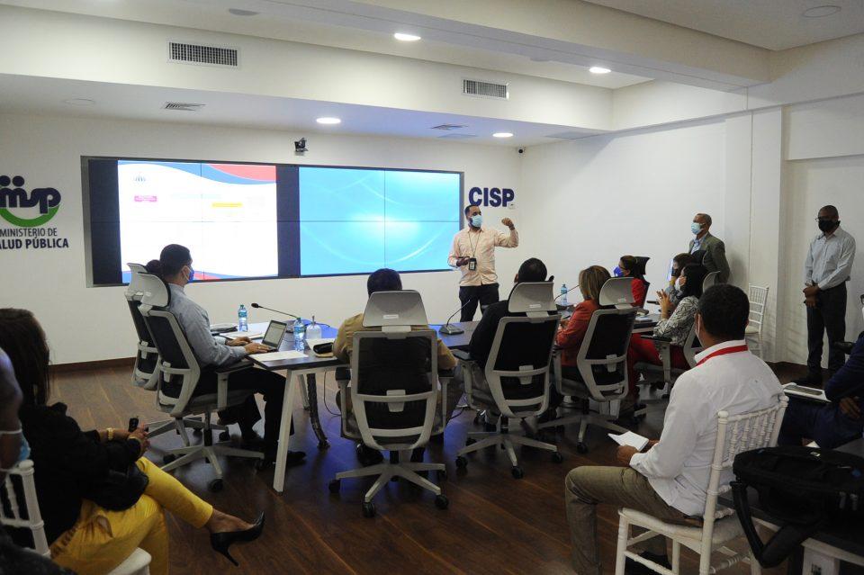 MSP realiza reuniones de autoevaluación sobre implementación Reglamento Sanitario Internacional RSI