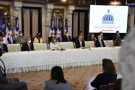 Gobierno presenta Plan Nacional de Vacunación contra COVID-19