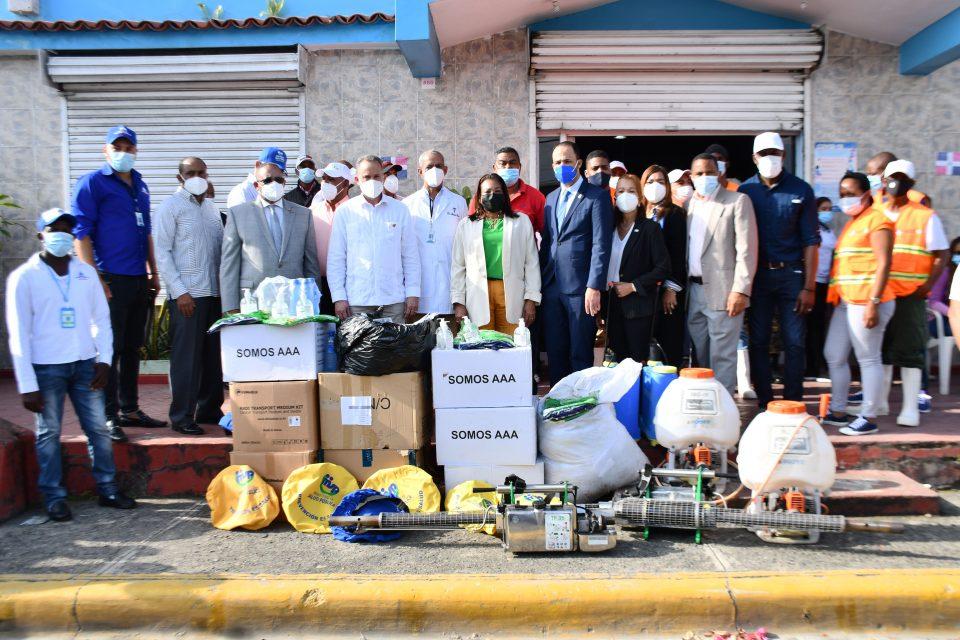 Ministerio de Salud busca evitar brotes de enfermedades