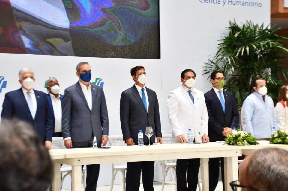Autoridades inauguran nuevas habitaciones para pacientes diagnosticados positivos de COVID-19